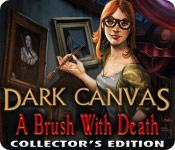 Feature screenshot game Dark Canvas: A Brush With Death Collector's Edition