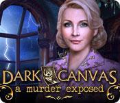 Feature screenshot game Dark Canvas: A Murder Exposed