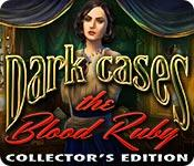 Feature screenshot game Dark Cases: The Blood Ruby Collector's Edition