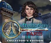 Funzione di screenshot del gioco Dark City: Paris Collector's Edition