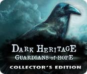 Функция скриншота игры Темное наследие: Хранители надежды коллекционное издание