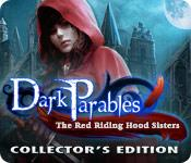 Feature screenshot game Dark Parables: The Red Riding Hood Sisters Collector's Edition