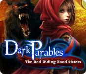 Feature screenshot game Dark Parables: The Red Riding Hood Sisters