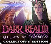 Feature screenshot game Dark Realm: Queen of Flames Collector's Edition