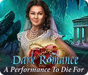 Feature screenshot game Dark Romance: A Performance to Die For