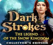 Feature screenshot game Dark Strokes: The Legend of the Snow Kingdom Collector's Edition