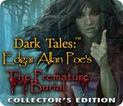 Feature screenshot game Dark Tales: Edgar Allan Poe's The Premature Burial Collector's Edition