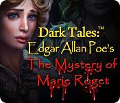 Feature screenshot game Dark Tales: Edgar Allan Poe's The Mystery of Marie Roget