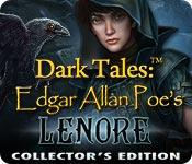 Feature screenshot game Dark Tales: Edgar Allan Poe's Lenore Collector's Edition