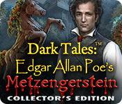 Feature screenshot game Dark Tales: Edgar Allan Poe's Metzengerstein Collector's Edition