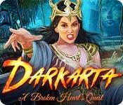 Функция скриншота игры Darkarta: разбитое сердце квест