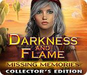 Feature screenshot game Darkness and Flame: Missing Memories Collector's Edition