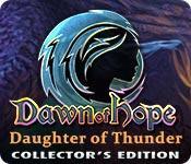 Функция скриншота игры Заря надежды: дочь грома коллекционное издание