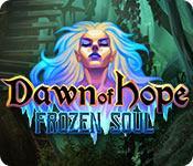 Функция скриншота игры Заря надежды: Замерзшие души