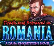 Feature screenshot game Death and Betrayal in Romania: A Dana Knightstone Novel