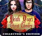 Feature screenshot game Death Pages: Ghost Library Collector's Edition