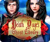 Feature screenshot game Death Pages: Ghost Library