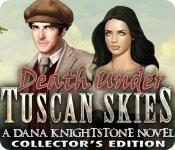 Feature screenshot game Death Under Tuscan Skies: A Dana Knightstone Novel Collector's Edition