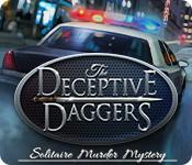 Feature screenshot game The Deceptive Daggers: Solitaire Murder Mystery