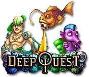 Deep Quest game play