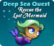 Feature screenshot game Deep Sea Quest: Rescue the Lost Mermaid