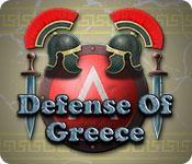 Feature screenshot game Defense of Greece