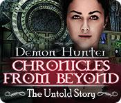 Feature screenshot game Demon Hunter: Chronicles from Beyond - The Untold Story