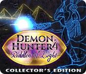 Feature screenshot game Demon Hunter 4: Riddles of Light Collector's Edition