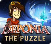Feature screenshot game Deponia: The Puzzle
