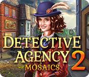 Feature screenshot game Detective Agency Mosaics 2
