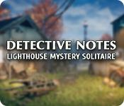 Función de captura de pantalla del juego Detective Notes: Lighthouse Mystery Solitaire