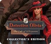 Feature screenshot game Detective Olivia: The Cult of Whisperers Collector's Edition
