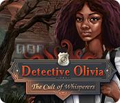 Feature screenshot game Detective Olivia: The Cult of Whisperers