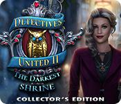 Feature screenshot game Detectives United II: The Darkest Shrine Collector's Edition