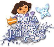 Feature screenshot game Dora Saves the Snow Princess