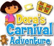 Feature screenshot game Doras Carnival Adventure