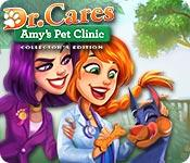 Feature screenshot game Dr. Cares: Amy's Pet Clinic Collector's Edition