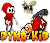 Dyno Kid game play