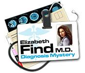 Feature screenshot game Elizabeth Find MD: Diagnosis Mystery