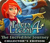 Feature screenshot game Elven Legend 4: The Incredible Journey Collector's Edition