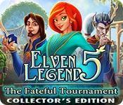 Feature screenshot game Elven Legend 5: The Fateful Tournament Collector's Edition