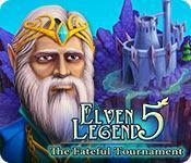Feature screenshot game Elven Legend 5: The Fateful Tournament