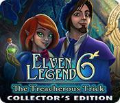 Feature screenshot game Elven Legend 6: The Treacherous Trick Collector's Edition