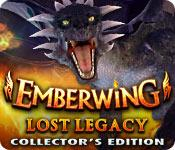 Feature screenshot game Emberwing: Lost Legacy Collector's Edition