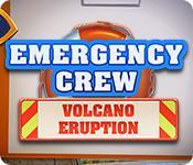 Funzione di screenshot del gioco Emergency Crew: Volcano Eruption
