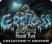 Feature screenshot game Endless Fables: Frozen Path Collector's Edition