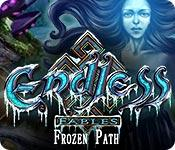 Feature screenshot game Endless Fables: Frozen Path