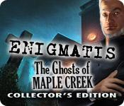 Feature screenshot game Enigmatis: The Ghosts of Maple Creek Collector's Edition