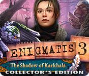Feature screenshot game Enigmatis 3: The Shadow of Karkhala Collector's Edition