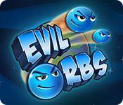 Feature screenshot game Evil Orbs